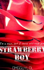 Strawberry Boy (BxB) by OMGguyLOL