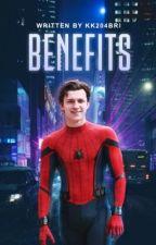 Benefits ━━ PETER PARKER by quicksilvrs