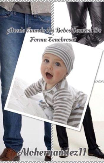 ¿Desde Cuando Los Bebes Sonrien De Forma Tenebrosa?