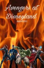 Avengers at Disneyland | Completed by corsevans