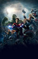 Avengers Dates!!  by Aneloli