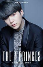 The 7 Princes - His POV - Yoongi by FireTiger8
