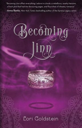 Becoming Jinn by LoriGoldstein