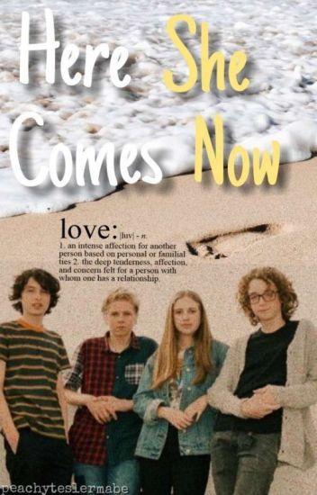 「 Here She Comes    Now ➫ Calpurnia Imagines 」