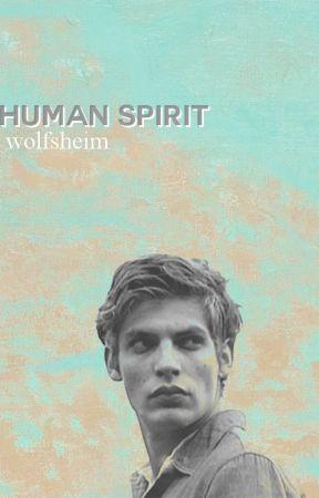 HUMAN SPIRIT _B.1 by wolfsheim