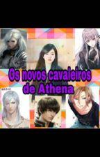 Os novos cavaleiros de Athena by Shuurei743