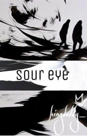 sour eye | art book by kingdaddy_
