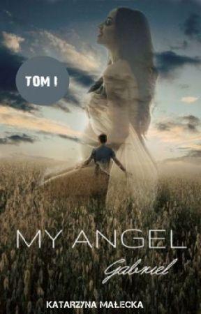 My Angel Gabriel by ameneris