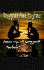 Rayyan dan Reyhan by widianti03