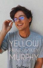 yellow paint.//mikey murphy by vintagevans