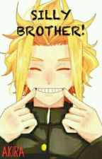 Silly brother! (Minato SEME BIG BROTHER x Various.) by ImMyOwnWorstEnemy