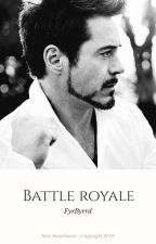 BATTLE ROYALE, GODZILLA:KING OF THE MONSTERS  by FyrByrrd