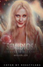 SEMIDIOSA HERMANA DE BELLA SWAN by YamiMaza15