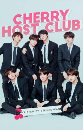 Cherry Host Club➳V; BTS by bemycorean
