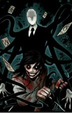 She's Mine! Jeff The Killer X Reader X Slenderman by MermaidAtHeart3