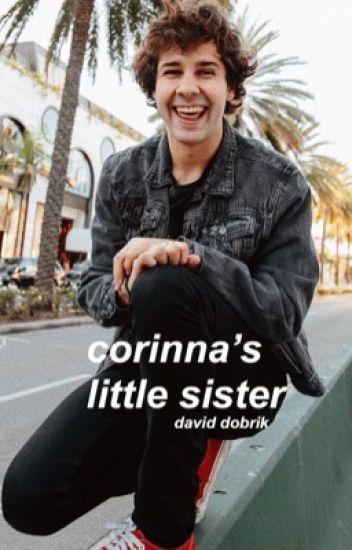 corinna's little sister » david dobrik