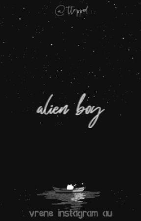 alien boy ; vrene  by ttripped