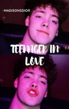 teenager in love →  Zach Herron ✓ by SEAVEYSLOVIN