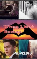 When i met Romeo (logan Lerman Teenfic) by rajvi2345
