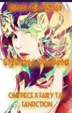 lighting phoenix by Eliizi