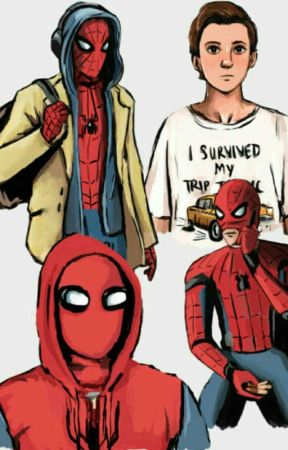 Spider-man Far From Home One-Shots - Walking in on them