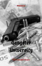 Gangster University by MissHamd16