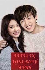 i fell in love with a fan  전정국 (jungkook)  by UWU_Kpop17