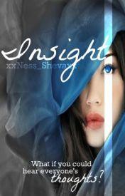 Insight **Watty Awards 2013** by BruisedHeart