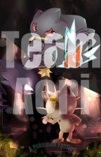 Team Aeri (Pokemon) by SilverSalamander