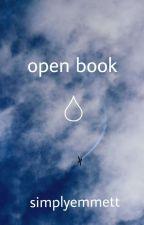 Open Book (scomiche) by simplyemmett