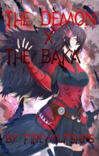The Demon and The Baka (Young M!Reader X Raven Branwen)  by Firewolfships