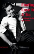 Finding Love In A Tie - A Jimmy Fallon fan fiction by norah222