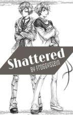 Shattered (Hikaru x Kaoru) by SaikoMutt