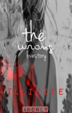 The Wrong Love Story by Elle_Maria