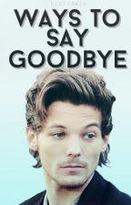 Ways To Say Goodbye   larry {swedish version} by mikeymoan