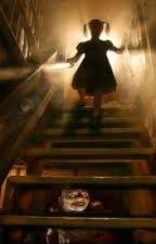 Hidden under the staircase by FeliciaJ