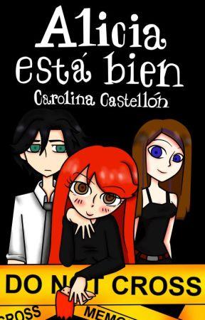 Alicia está bien [Comic] by VanillaPokie
