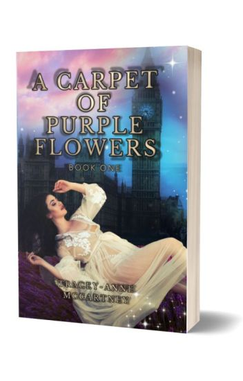 A Carpet of Purple Flowers ~ A Novel