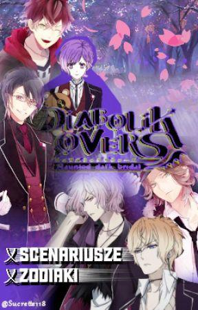 Zodiaki & Scenariusze |Diabolik Lovers + inne anime| by Sucrette118