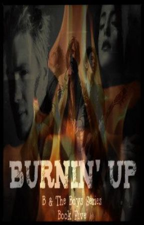 Burnin' Up - Chapter Eight- Schedules,Security Issues and a
