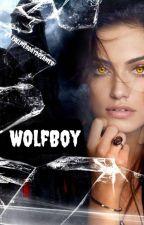 Wolf Boy || Jacob Black by callmeadaydreamer