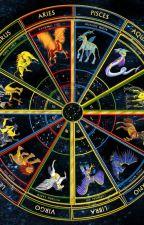 Zodiac Signs; Sky Full Of Stars by GoddessOfShips1