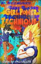 Girl Power Technique (Female Goku Fanfic) by NuclearLioness