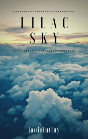 Lilac sky [larry] by louislutiny