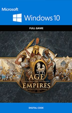 age of empires definitive edition free download for windows 10