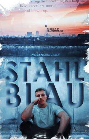 Stahlblau by horansuniverse