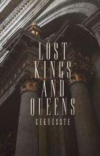lost kings and queens *open* by gekuesste