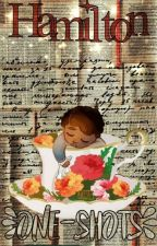Hamilton X Reader -One-shot's-ɛsքañօʟ by lawea-rara