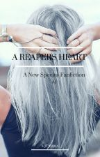 A Reapers Heart  (A New Species Fanfiction Series #1) by Aquamira