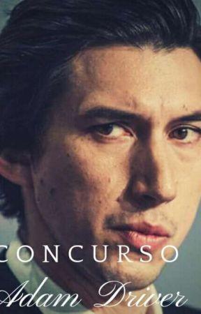 CONCURSO ADAM DRIVER 2018 by ConcursoAdamDriver